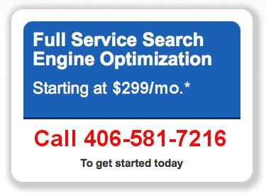 SEO   Branding Iron Marketing, LLC   Bozeman, MT