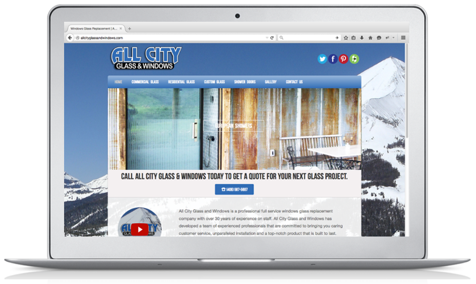 All City Glass & Windows