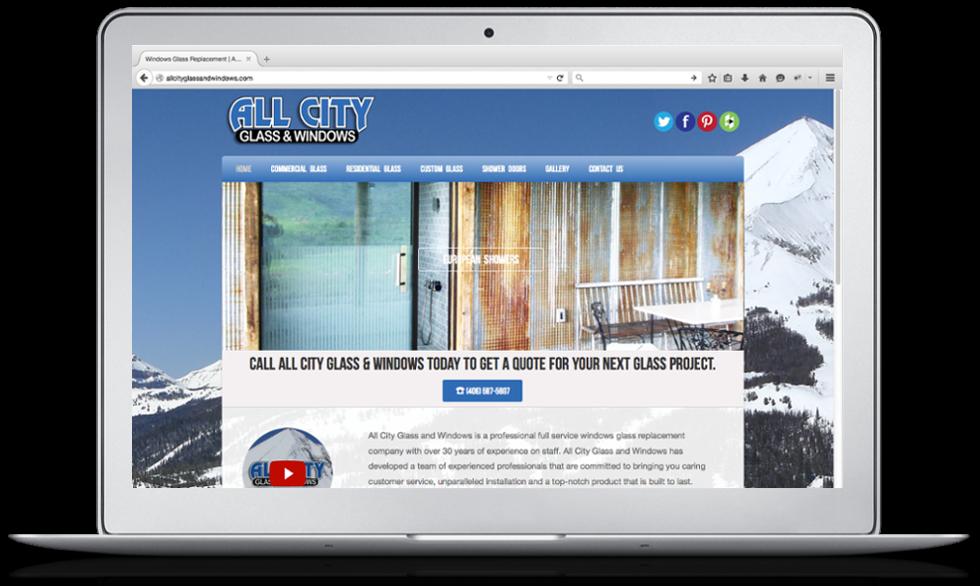 All City Glass & Windows