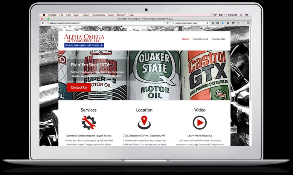 Alpha Omega Automotive Repair