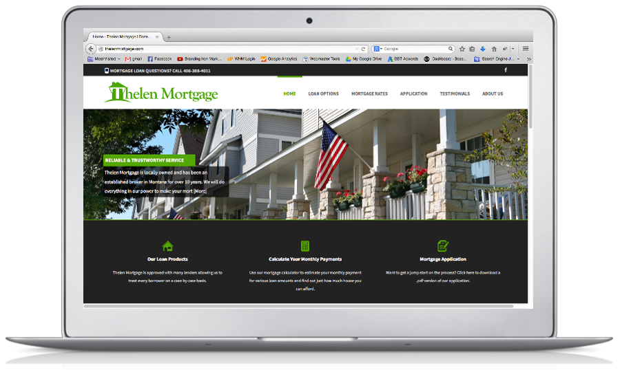 Thelen Mortgage