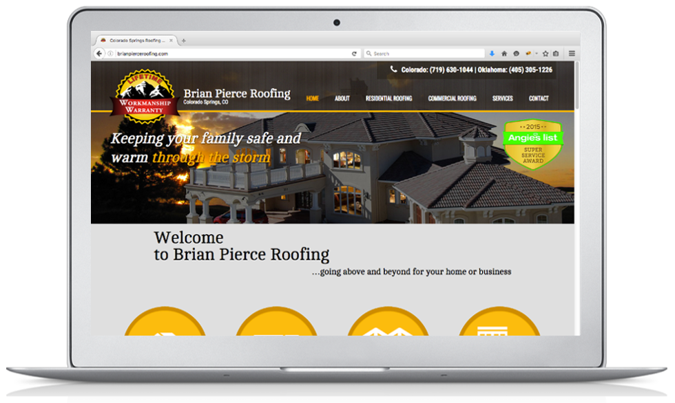 Brian Pierce Roofing