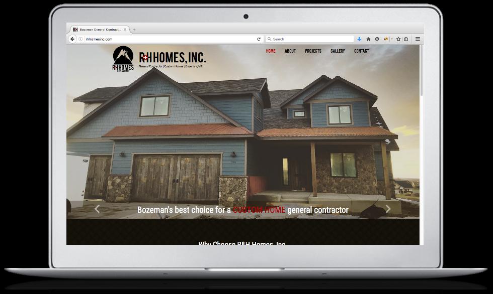 R & H Homes, Inc.