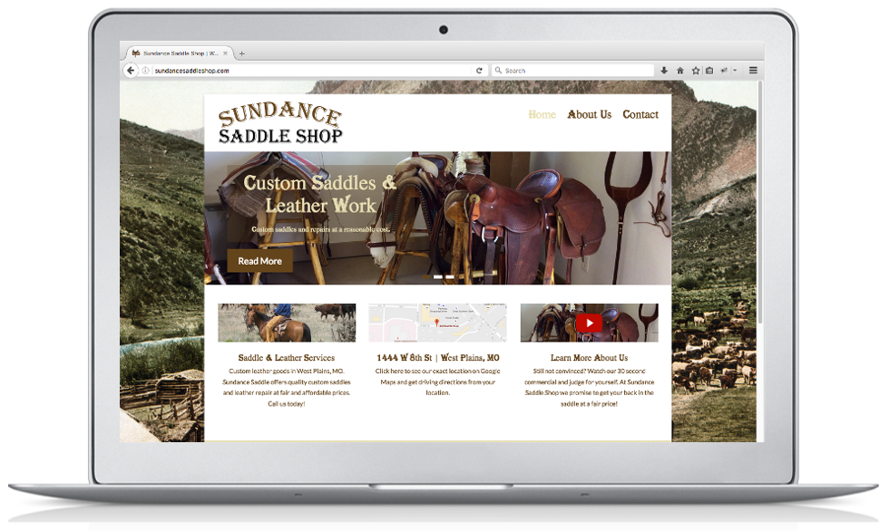 Sundance Saddle Shop