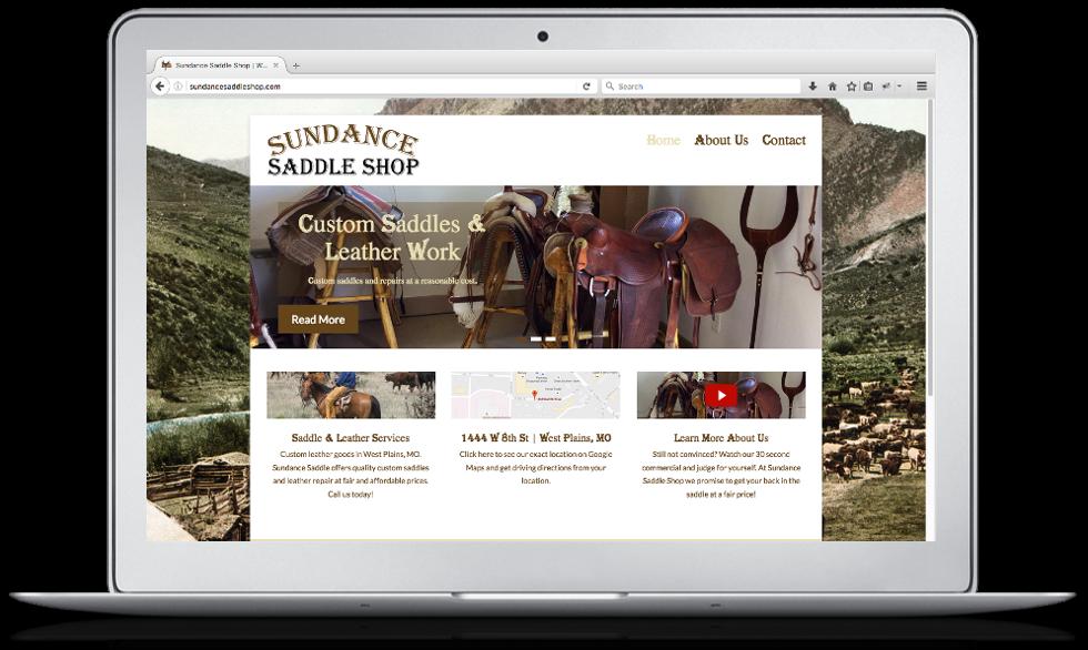 Sundance Saddle Shop