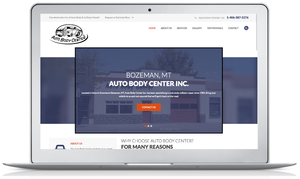 Auto Body | Bozeman, MT